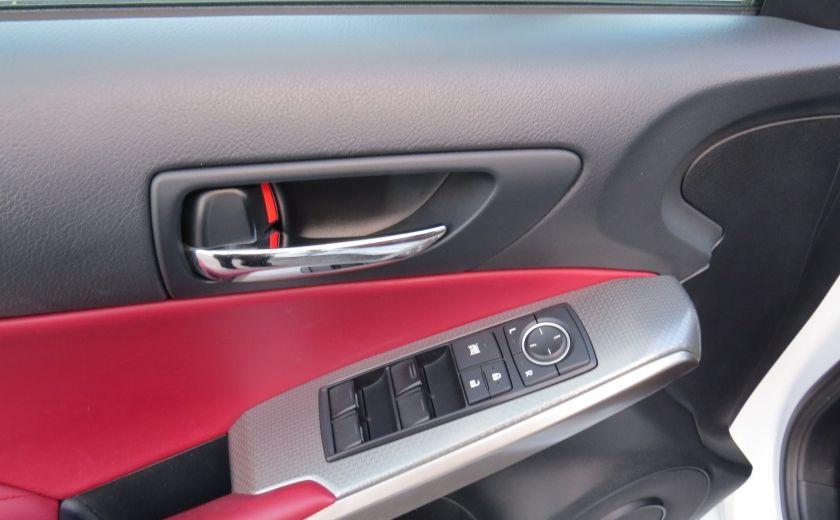 2014 Lexus IS250 F SPORT AWD AUT CUIR MAGS A/C GR ELECTRIQUE... #9