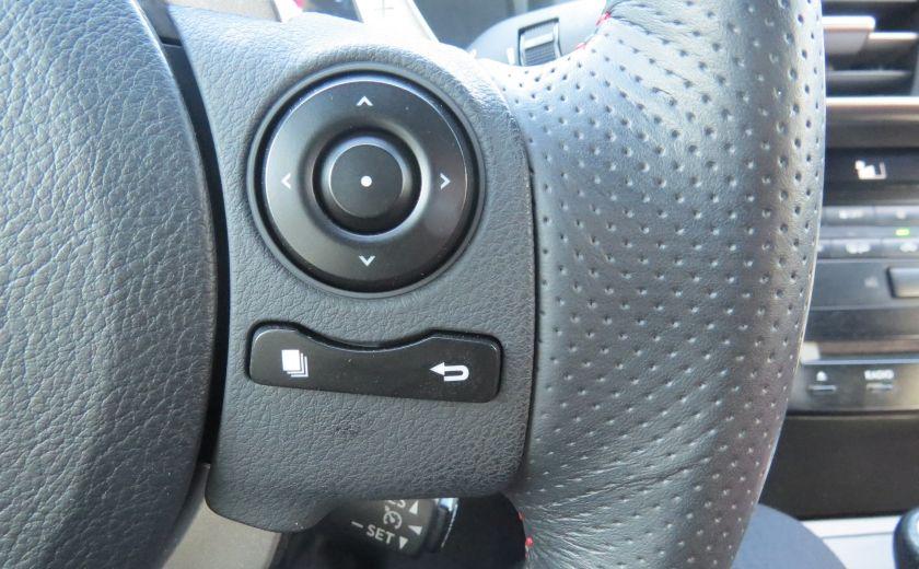 2014 Lexus IS250 F SPORT AWD AUT CUIR MAGS A/C GR ELECTRIQUE... #12