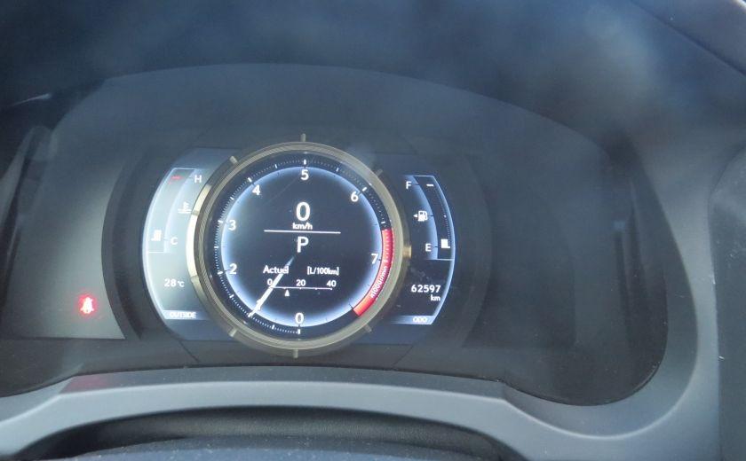 2014 Lexus IS250 F SPORT AWD AUT CUIR MAGS A/C GR ELECTRIQUE... #15