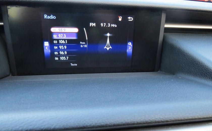 2014 Lexus IS250 F SPORT AWD AUT CUIR MAGS A/C GR ELECTRIQUE... #16