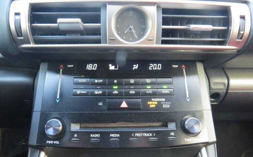 2014 Lexus IS250 F SPORT AWD AUT CUIR MAGS A/C GR ELECTRIQUE... #17