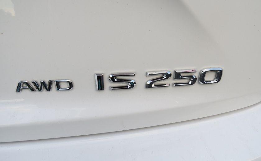 2014 Lexus IS250 F SPORT AWD AUT CUIR MAGS A/C GR ELECTRIQUE... #22