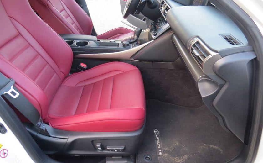 2014 Lexus IS250 F SPORT AWD AUT CUIR MAGS A/C GR ELECTRIQUE... #24