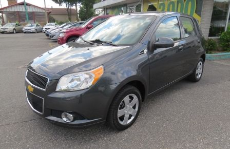 2011 Chevrolet Aveo LS MAN ABS HATCBACK in Rimouski