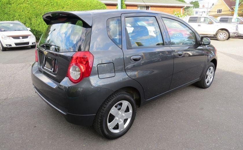 2011 Chevrolet Aveo LS MAN ABS HATCBACK #4