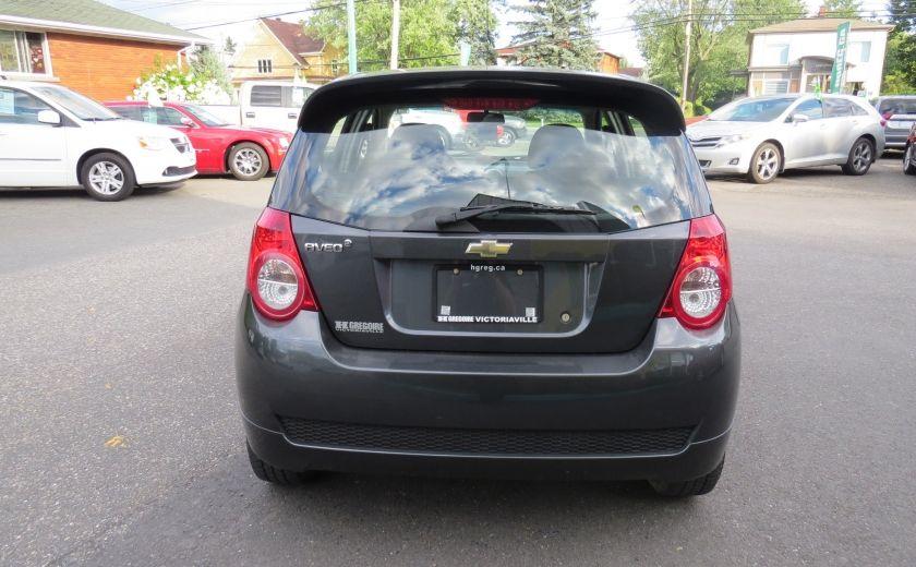 2011 Chevrolet Aveo LS MAN ABS HATCBACK #5