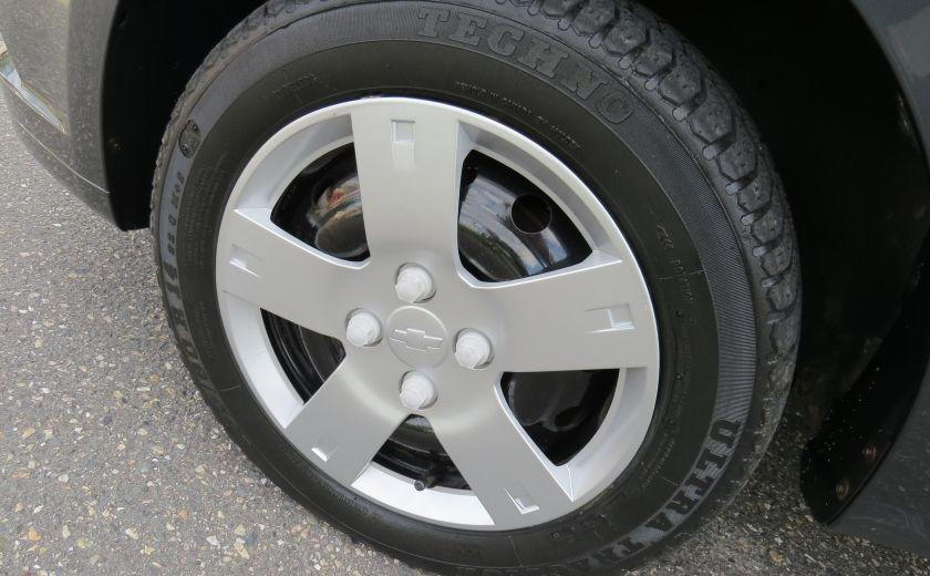 2011 Chevrolet Aveo LS MAN ABS HATCBACK #8