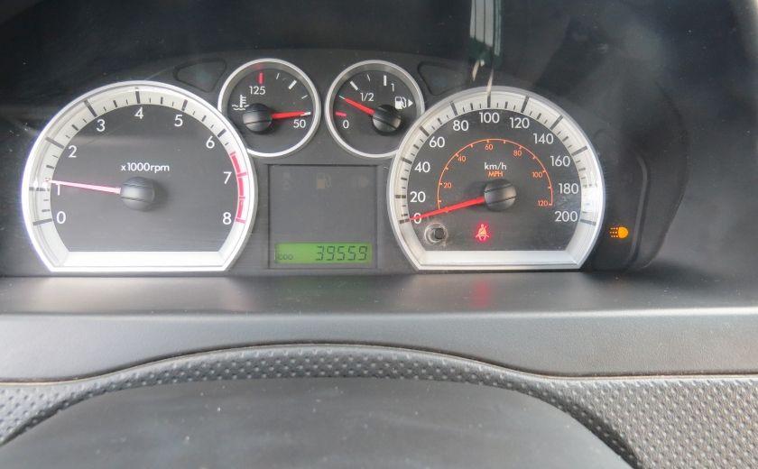 2011 Chevrolet Aveo LS MAN ABS HATCBACK #12