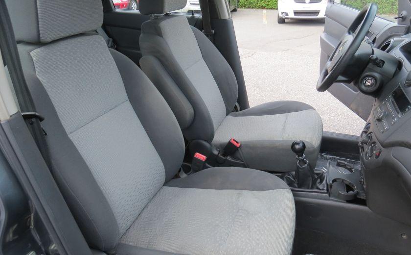 2011 Chevrolet Aveo LS MAN ABS HATCBACK #19