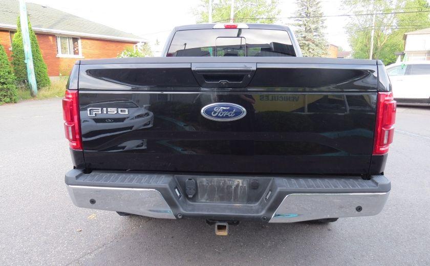 2015 Ford F150 Lariat FX4 AUT 4X4 V6 ECOBOOST CUIR CAMERA GR ELEC #5