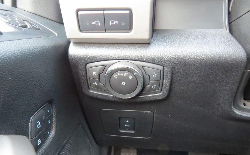 2015 Ford F150 Lariat FX4 AUT 4X4 V6 ECOBOOST CUIR CAMERA GR ELEC #11
