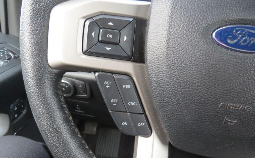 2015 Ford F150 Lariat FX4 AUT 4X4 V6 ECOBOOST CUIR CAMERA GR ELEC #12