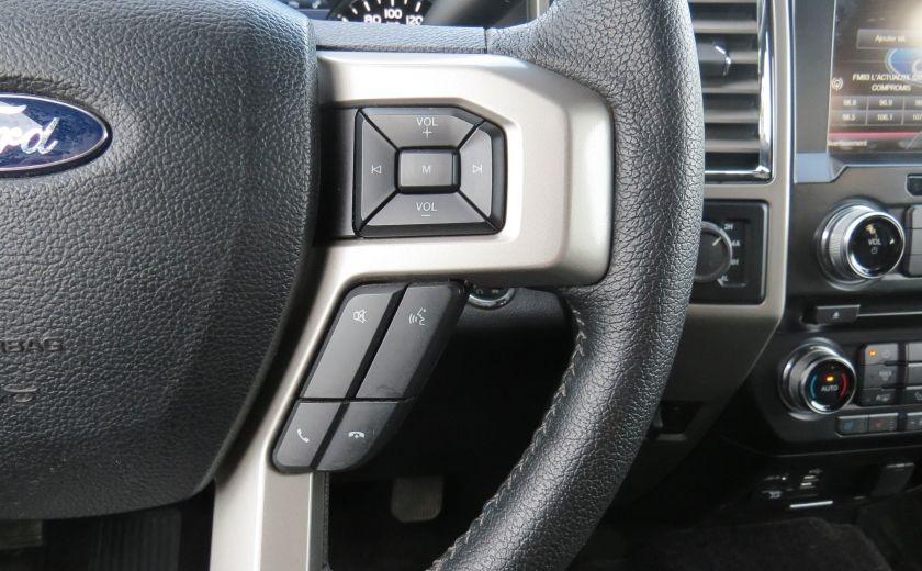 2015 Ford F150 Lariat FX4 AUT 4X4 V6 ECOBOOST CUIR CAMERA GR ELEC #13