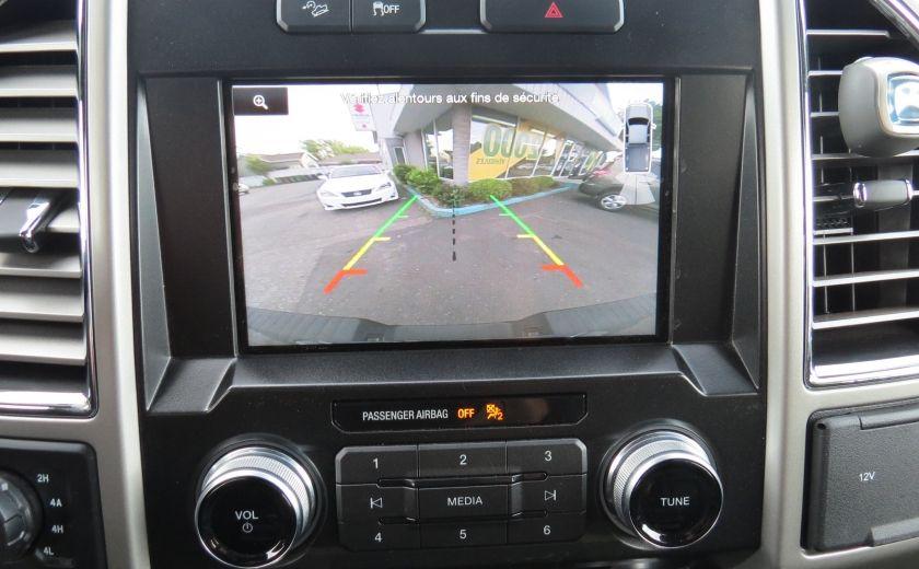 2015 Ford F150 Lariat FX4 AUT 4X4 V6 ECOBOOST CUIR CAMERA GR ELEC #17