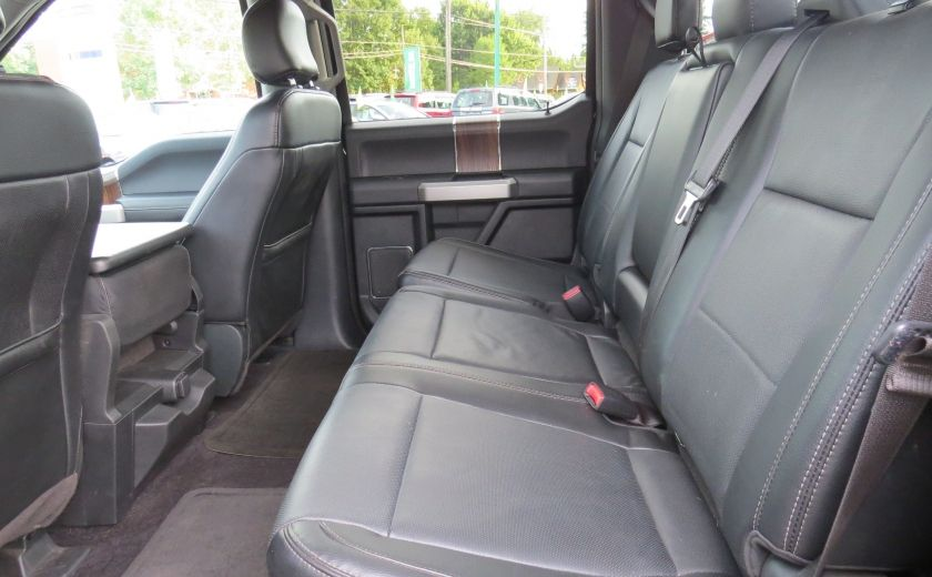 2015 Ford F150 Lariat FX4 AUT 4X4 V6 ECOBOOST CUIR CAMERA GR ELEC #22