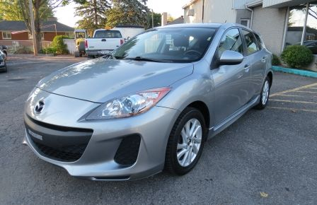 2013 Mazda 3 SPORT GS-SKYACTIV MAN A/C GR ELECTRIQUE ET PLUS à New Richmond