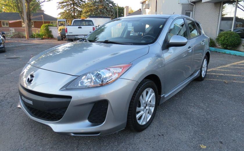 2013 Mazda 3 SPORT GS-SKYACTIV MAN A/C GR ELECTRIQUE ET PLUS #0