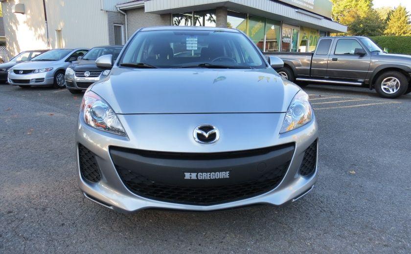 2013 Mazda 3 SPORT GS-SKYACTIV MAN A/C GR ELECTRIQUE ET PLUS #1