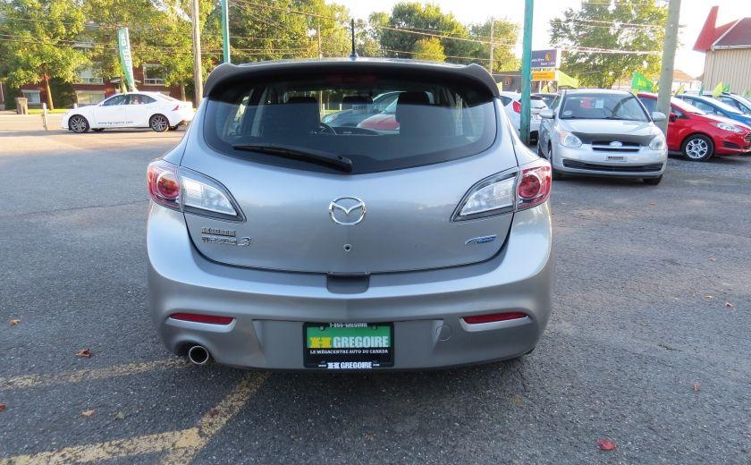 2013 Mazda 3 SPORT GS-SKYACTIV MAN A/C GR ELECTRIQUE ET PLUS #5