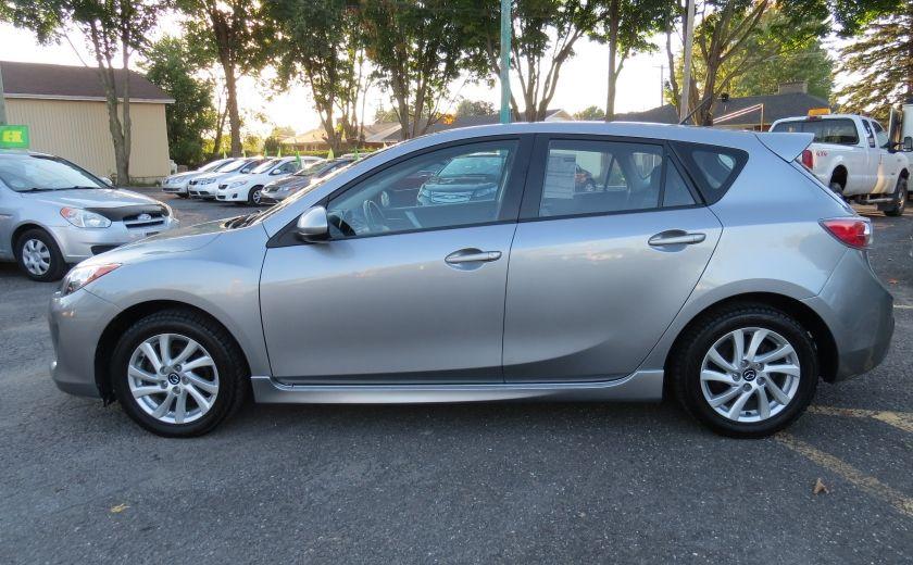 2013 Mazda 3 SPORT GS-SKYACTIV MAN A/C GR ELECTRIQUE ET PLUS #7