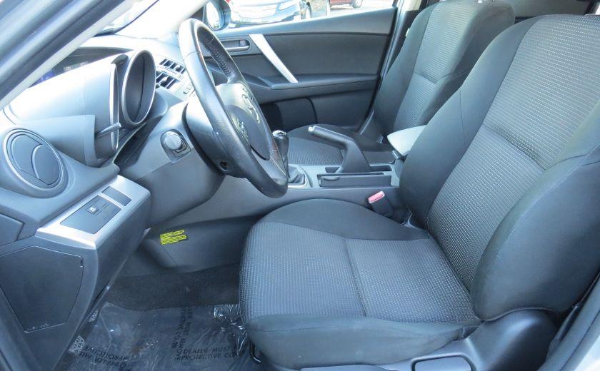 2013 Mazda 3 SPORT GS-SKYACTIV MAN A/C GR ELECTRIQUE ET PLUS #10