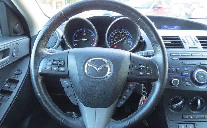 2013 Mazda 3 SPORT GS-SKYACTIV MAN A/C GR ELECTRIQUE ET PLUS #13