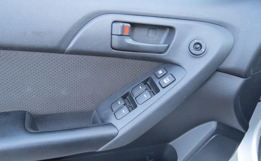 2010 Kia Forte EX AUT A/C MAGS GR ELECTRIQUE #9