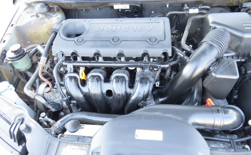 2010 Kia Forte EX AUT A/C MAGS GR ELECTRIQUE #24