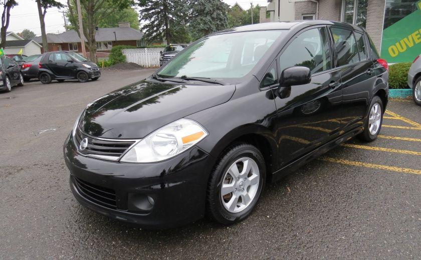 2012 Nissan Versa 1.8 SL AUT A/C TOIT MAGS GR ELECTRIQUE ET PLUS #0