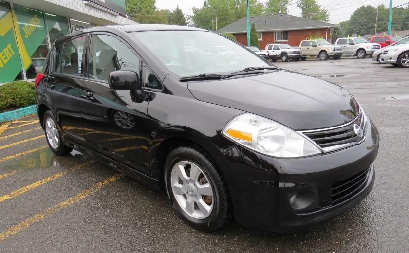 2012 Nissan Versa 1.8 SL AUT A/C TOIT MAGS GR ELECTRIQUE ET PLUS #2