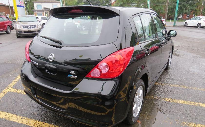 2012 Nissan Versa 1.8 SL AUT A/C TOIT MAGS GR ELECTRIQUE ET PLUS #4