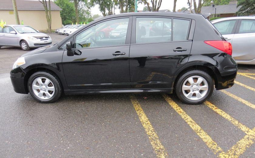 2012 Nissan Versa 1.8 SL AUT A/C TOIT MAGS GR ELECTRIQUE ET PLUS #7