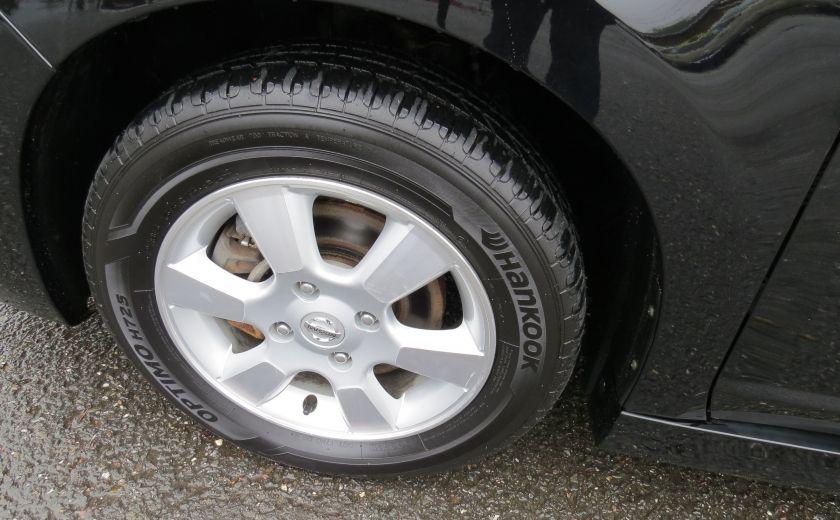 2012 Nissan Versa 1.8 SL AUT A/C TOIT MAGS GR ELECTRIQUE ET PLUS #8