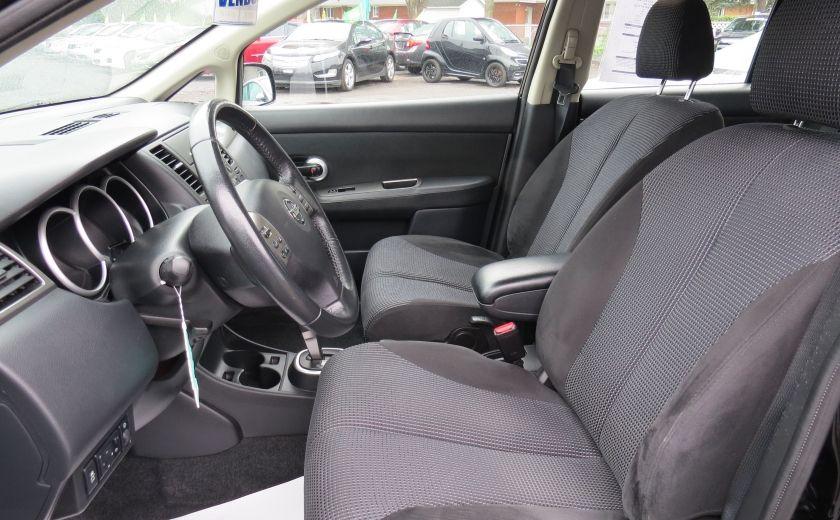 2012 Nissan Versa 1.8 SL AUT A/C TOIT MAGS GR ELECTRIQUE ET PLUS #10