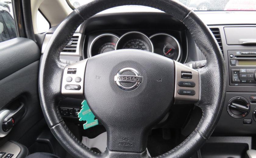 2012 Nissan Versa 1.8 SL AUT A/C TOIT MAGS GR ELECTRIQUE ET PLUS #14