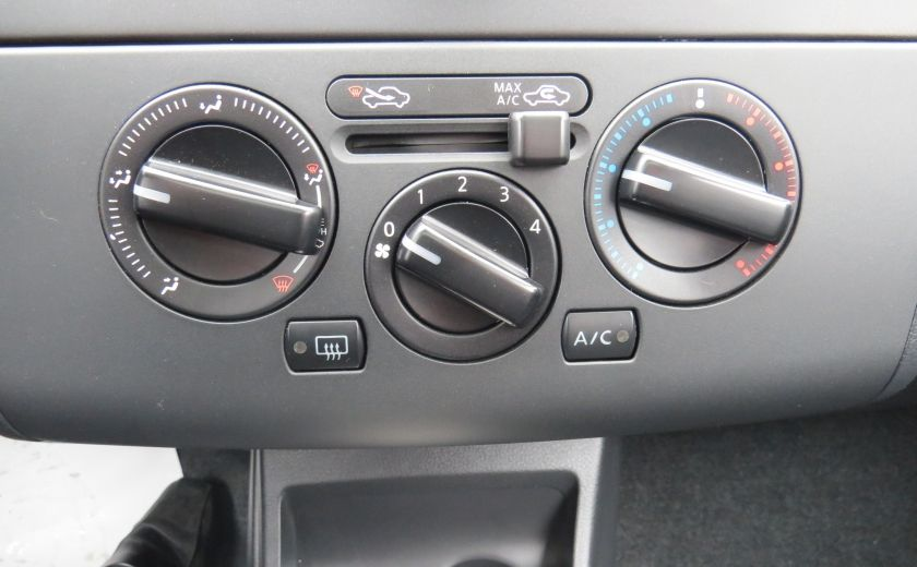2012 Nissan Versa 1.8 SL AUT A/C TOIT MAGS GR ELECTRIQUE ET PLUS #17