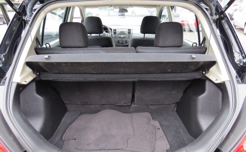 2012 Nissan Versa 1.8 SL AUT A/C TOIT MAGS GR ELECTRIQUE ET PLUS #21