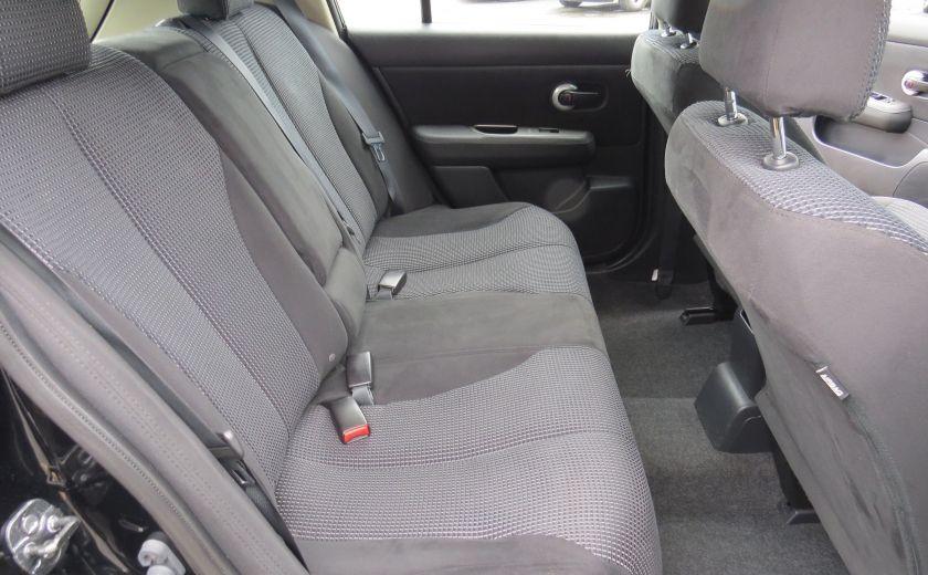 2012 Nissan Versa 1.8 SL AUT A/C TOIT MAGS GR ELECTRIQUE ET PLUS #22