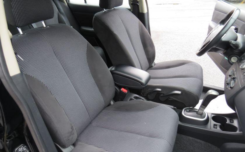 2012 Nissan Versa 1.8 SL AUT A/C TOIT MAGS GR ELECTRIQUE ET PLUS #23