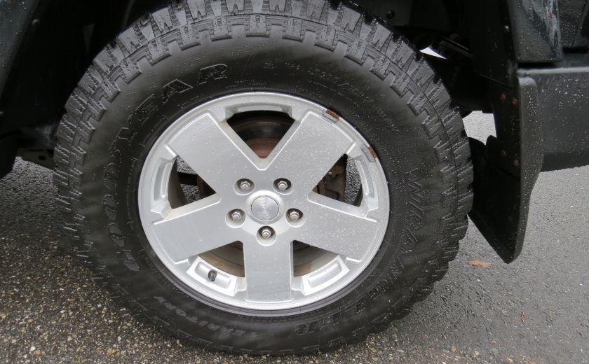 2010 Jeep Wrangler Sahara UNLIMITED AUT 4X4  2 TOIT A/C GR ELECTRIQUE #10