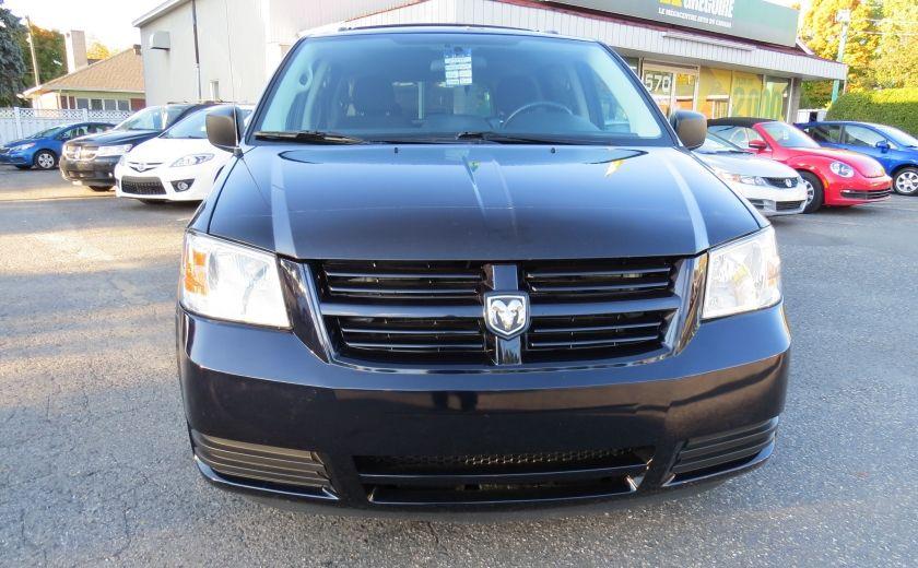 2010 Dodge GR Caravan SE AUT A/C MAGS STOW N GO 7 PASS GR ELECTRIQUE #1