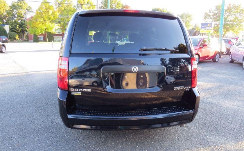 2010 Dodge GR Caravan SE AUT A/C MAGS STOW N GO 7 PASS GR ELECTRIQUE #5