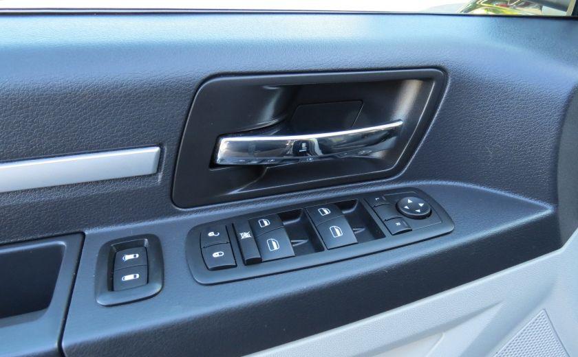 2010 Dodge GR Caravan SE AUT A/C MAGS STOW N GO 7 PASS GR ELECTRIQUE #8