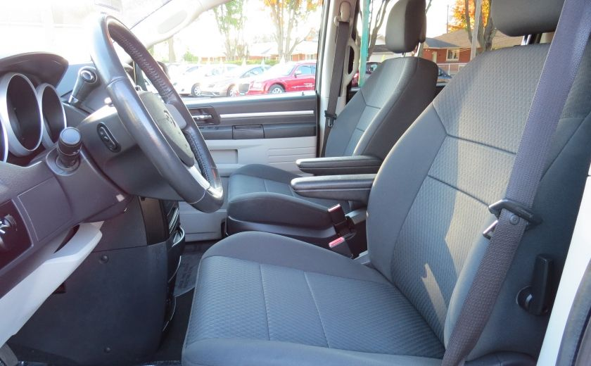 2010 Dodge GR Caravan SE AUT A/C MAGS STOW N GO 7 PASS GR ELECTRIQUE #9