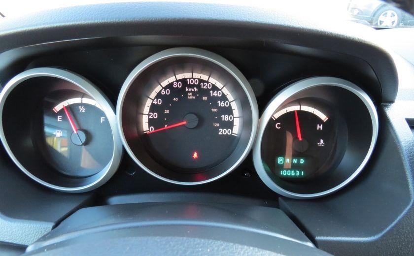 2010 Dodge GR Caravan SE AUT A/C MAGS STOW N GO 7 PASS GR ELECTRIQUE #11