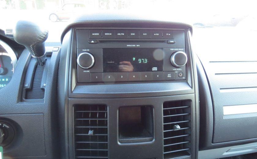 2010 Dodge GR Caravan SE AUT A/C MAGS STOW N GO 7 PASS GR ELECTRIQUE #12