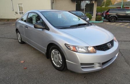 2010 Honda Civic DX-G MAN A/C MAGS GR ELECTRIQUE à Rimouski