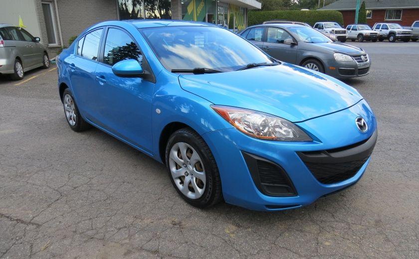 2010 Mazda 3 GX MAN A/C GR ELECTRIQUE ET PLUS #0