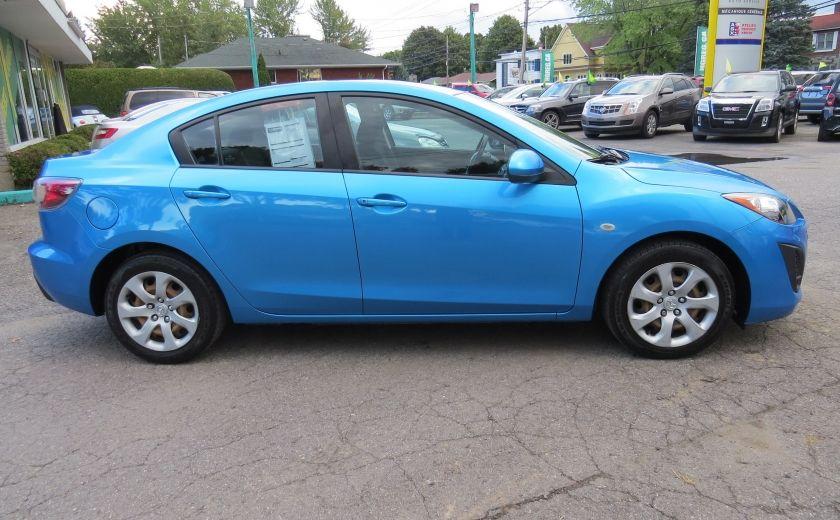 2010 Mazda 3 GX MAN A/C GR ELECTRIQUE ET PLUS #1