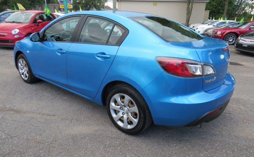 2010 Mazda 3 GX MAN A/C GR ELECTRIQUE ET PLUS #4